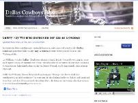 Dallas Cowboys Blog