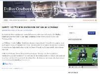 Dallas Cowboys Blog