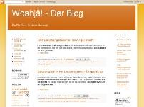 Woahjä! - Der Blog