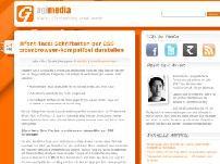 Agimedia - Musik, Frontend, SEO, Online-Marketing und Döner