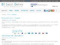 Blog - Beschallungs- und Veranstaltungstechnik - DJ Jacob Online
