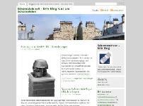 Schornstein.net - Info-Blog rund um Schornsteine