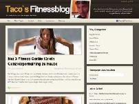 Taco`s Fitnessblog