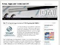News, Tipps und Tricks von DMI