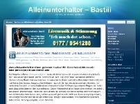 Alleinunterhalter - Bastiii