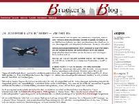Brucker's Blog