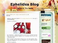 Ephelides Blog