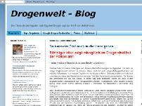 Drogenwelt - Blog