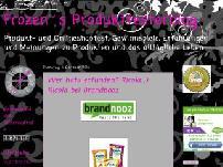 Frozen´s  Produkttesterblog