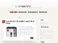 Der Ausrufer - Alles rund um Mac, Foto & Internet