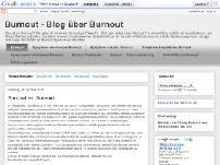 Burnout - Blog über Burnout
