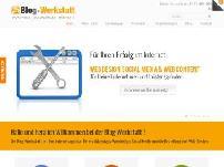Blog-Werkstatt