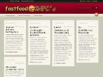 Fastfood Informationen
