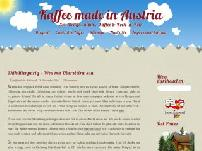 Kaffee made in Austria