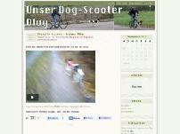 Unser Dog-Scooter Blog