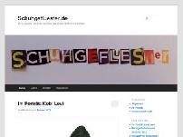 schuhgefluester.de