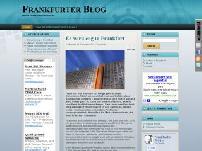 Frankfurter Blog
