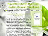 Rauchfrei durch Hypnose - Selbstversuch-Tagebuch