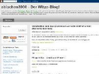 ablachen3000 - Der Witze-Blog!