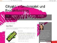 Citygirl's Gewinnspiel und Produkttestblog