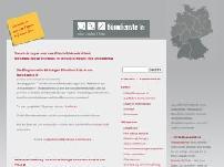 Dienstleistungen rund ums Büro in Süddeutschland