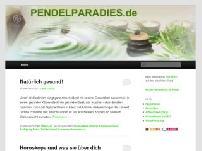 Pendelparadies - News, Trends, Pendeltechniken und Esoterik