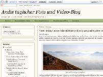 Andis täglicher Foto und Video-Blog