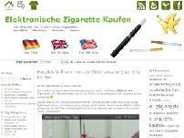 Elektronische Zigarette Kaufen