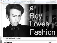 aBoyLovesFashion