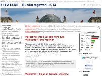 btw13.de - Bundestagswahl 2013