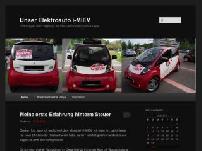 Unser Elektroauto i-MiEV