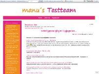 manu's Testteam Blog