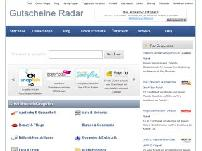 Gutscheine-Radar.de
