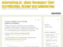 Autorenblog.at