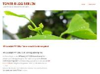 Toner Blog Berlin