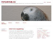 Papageienblog