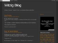 Witzig Blog