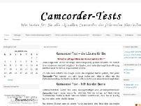 Camcorder-Test