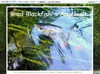 Brad Blackfish's Angelwelt