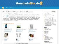 Gutschein Elite Blog