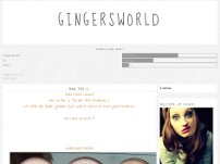 GingersWorld