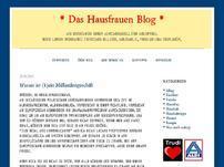 Das Hausfrauen Blog