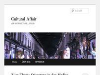 Cultural Affair
