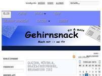 gehirnsnack.de