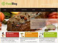 e-Food Blog