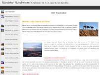Marokko-Rundreisen
