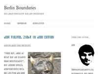 Berlin Boundaries