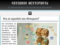 Ratgeber Mottoparty