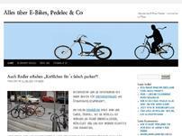 pedelec-e-bike.com