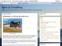 Sport in Vorarlberg